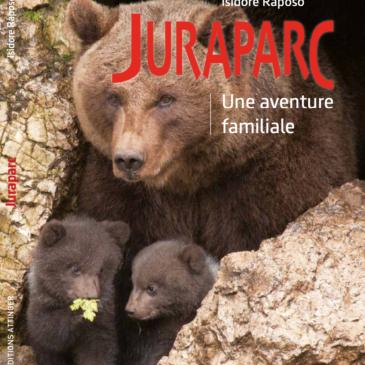 """""""Juraparc"""" le livre"""