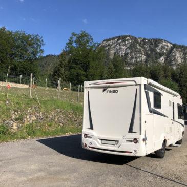 Camping-Car à Juraparc